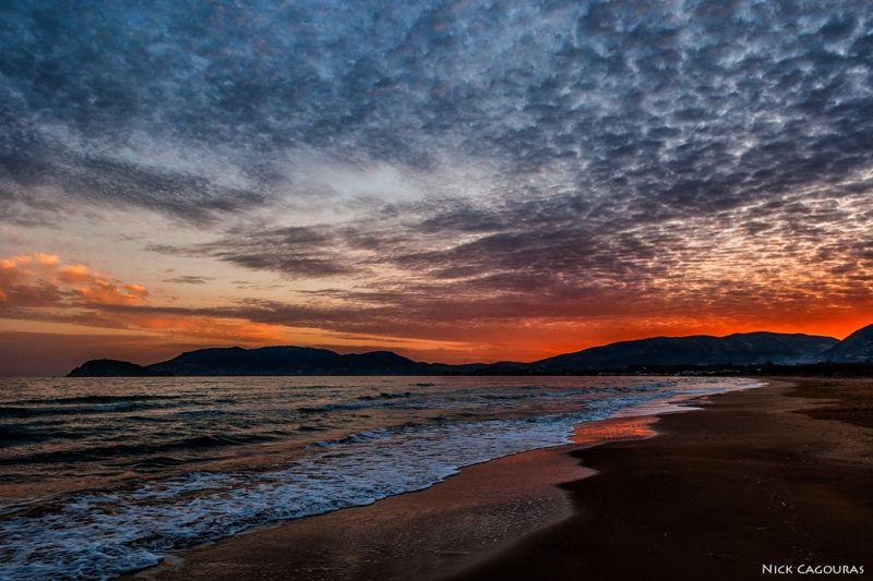 Kalamaki Zakynthos island