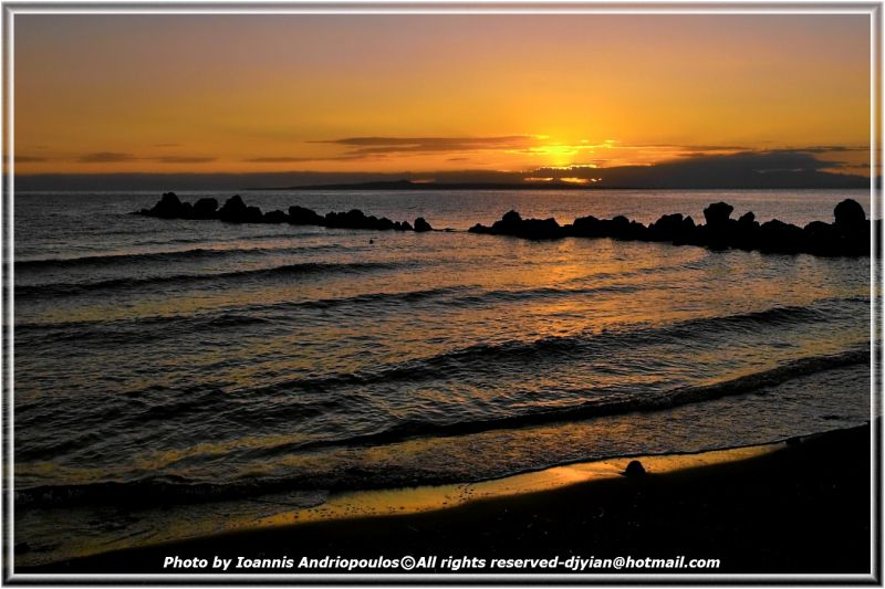 Sunrise in  Argassi Zante 1