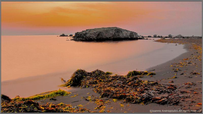 Morning Glow in Argasi Zante