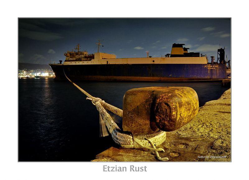 etzian rust
