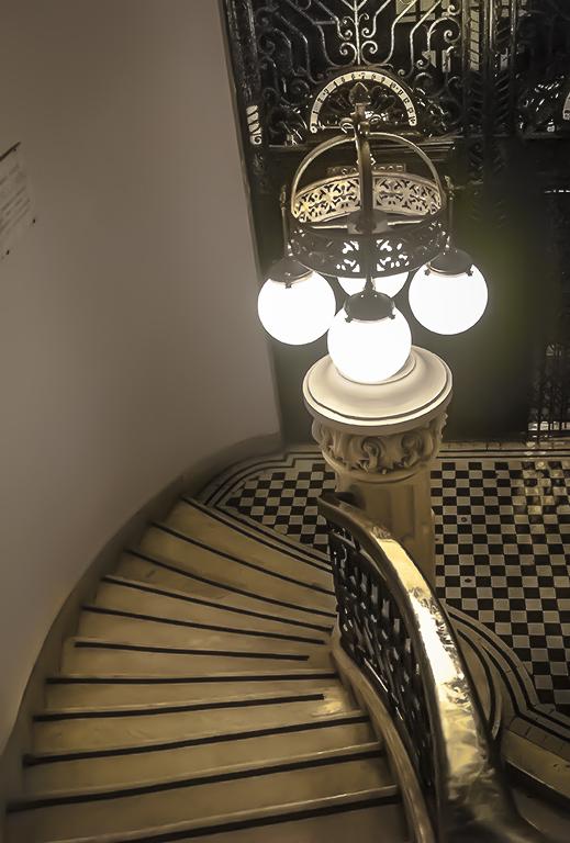 Barolo Palace staircase