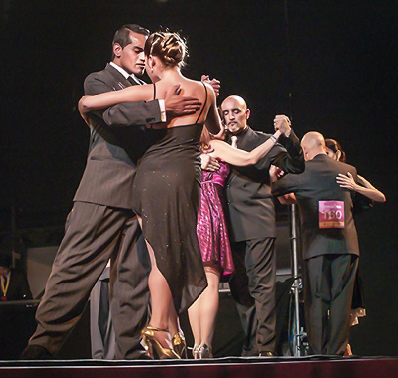 Tango Contest