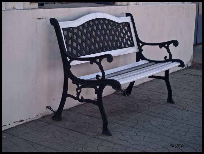 Against  bench thieves!!