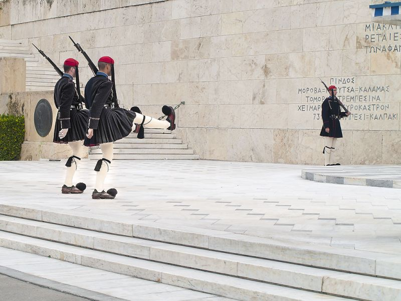 Athens Guards 3