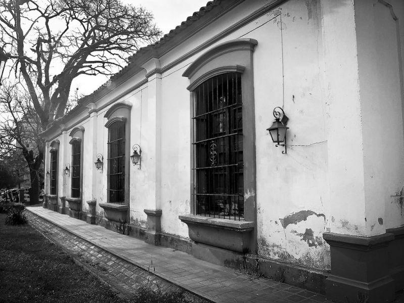 Old House in Luján