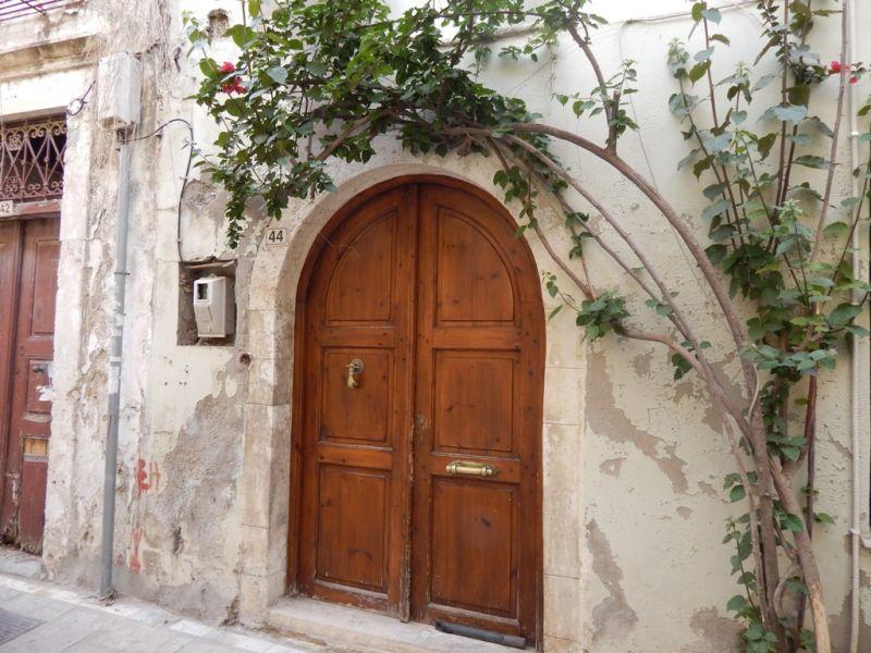 Rethimno oldtown door1