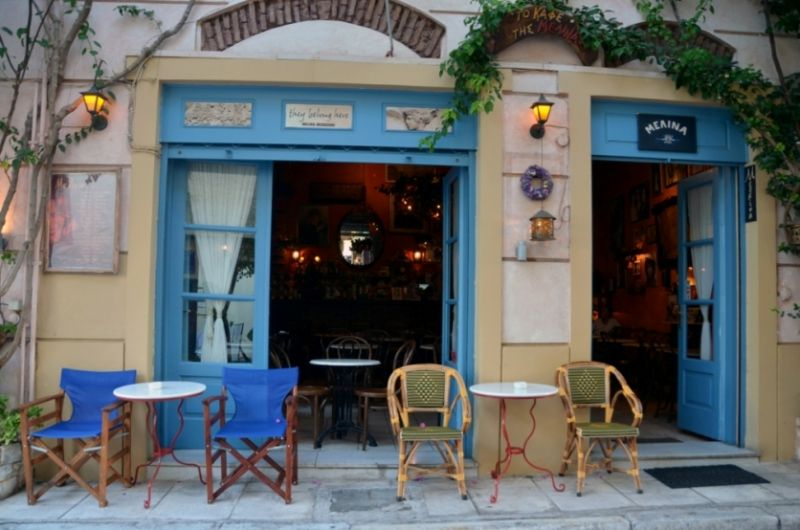 Greece plaka