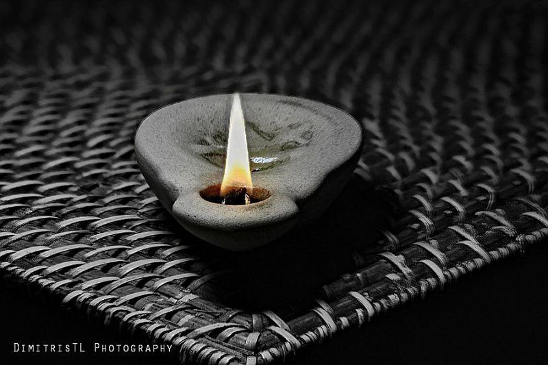 Oill Lamp