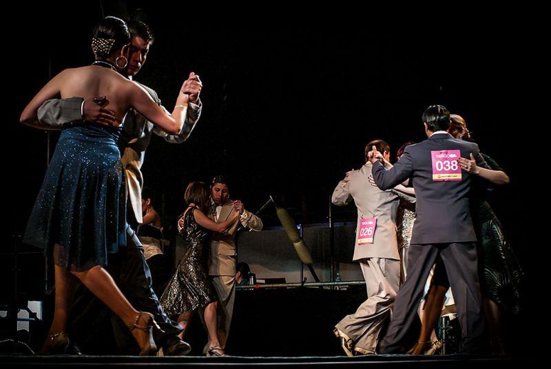 Buenos Aires World Tango Contest