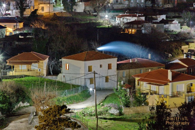 The village_by_night