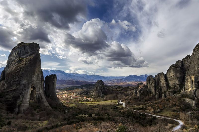 Meteora panorama