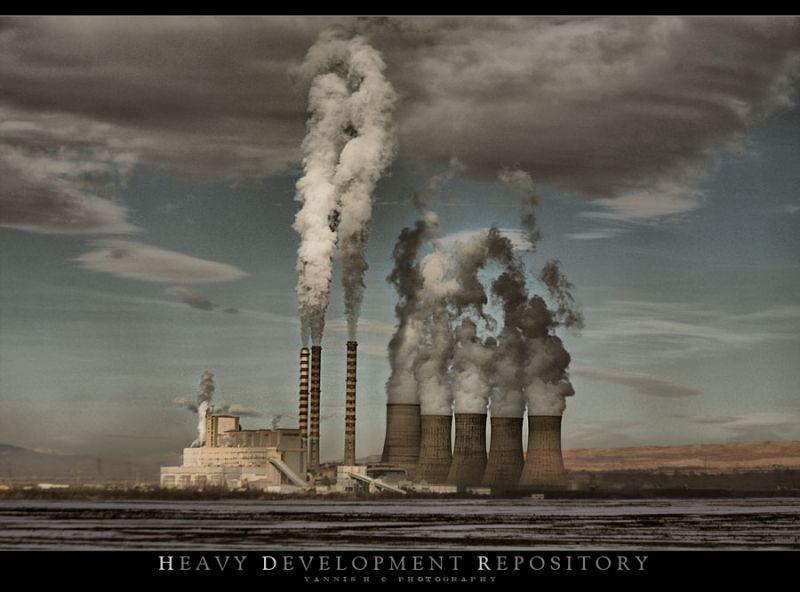 Heavy Development Repository