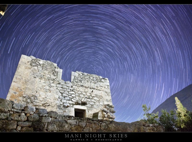 Mani Night Skies