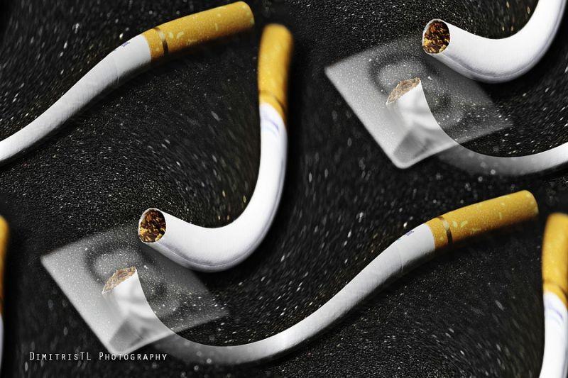 Cigaretes....