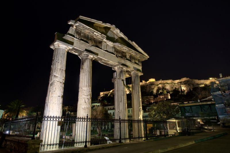Ancient Roman Market