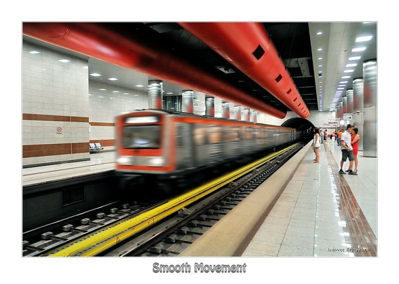 smooth movement