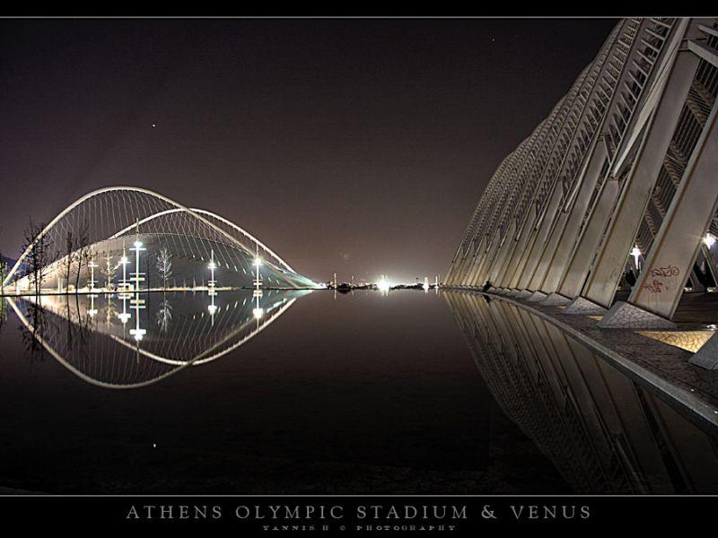 Athens Olympic Stadium & Venus