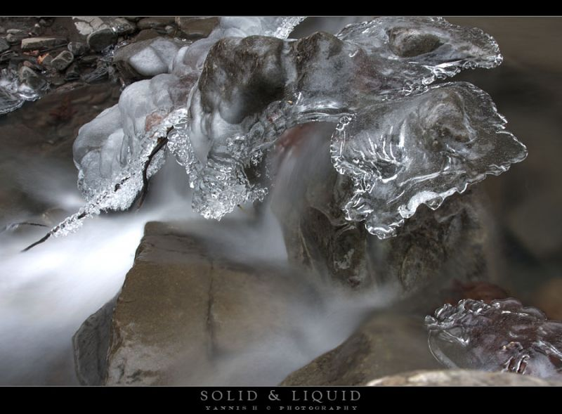 Solid & Liquid