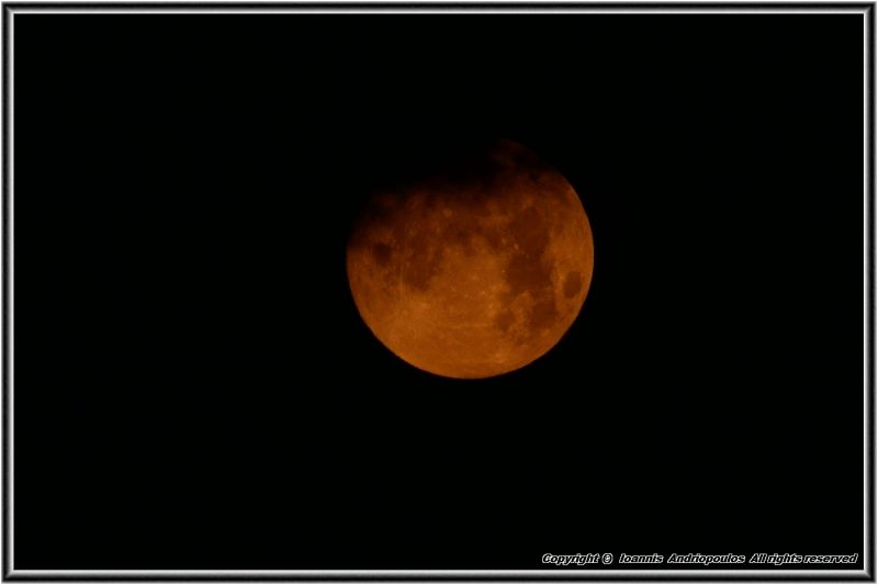 One night  before the eclipse (27-07-2018)