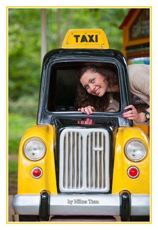 Finally, i found a taxi !!!