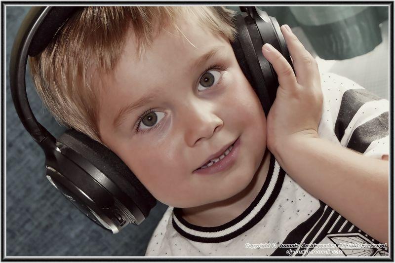 Liam - Music Lover