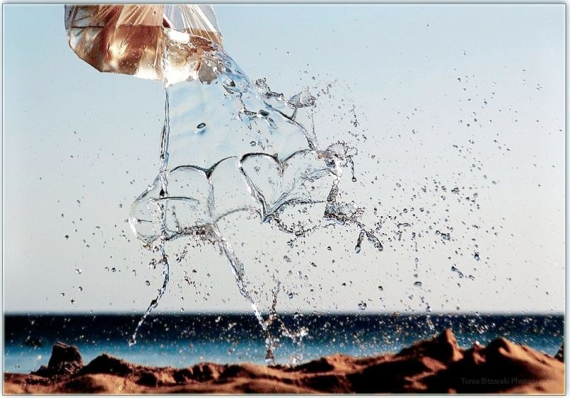 love is in the... water