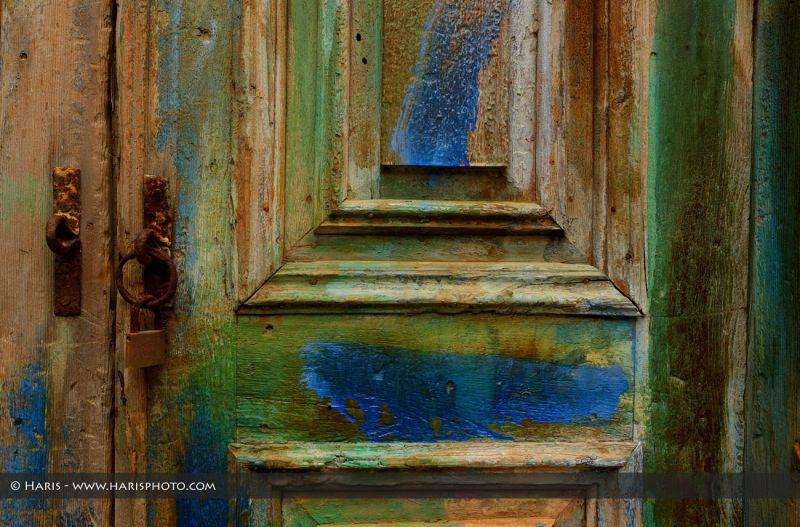 Door - Kastellorizo